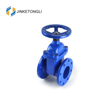 china supplier autonomous marketing dirty water hydraulic gate valve parts