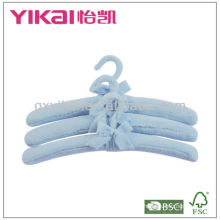 Soft fabric padded clotes hangers