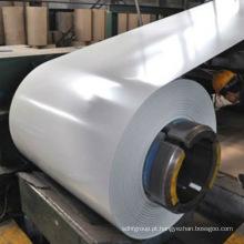 Folha de Construção de Bobina de Aço Galvanizado Prepainted / Roofing