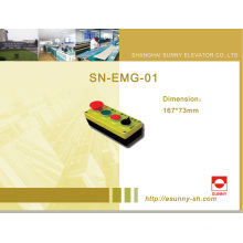 Inspektionsbox für Aufzug (SN-EMG-01)