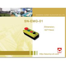 Coffret armoire Maintenance pour l'ascenseur (SN-EMG-01)