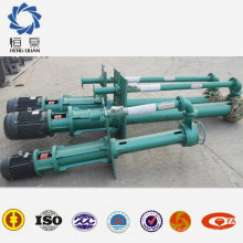 Hochleistungs-Kreiselpumpe mit pneumatischem Antrieb