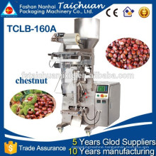 TCLB-160A automatic chestnut packaging machine for food factory business