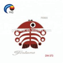 Дизайн мультфильм Съемный стикер татуировки для детей