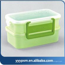 Moulage / moulage de boîte à lunch à paroi mince d'injection plastique de haute qualité