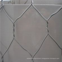 Rabbit Cage Galvanized Hexagonal Wire Mesh