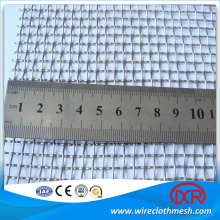 decorate double crimped wire mesh
