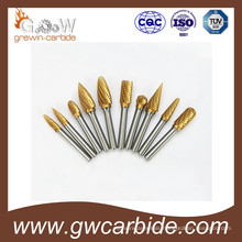 Carbide Rotary Burrs High Precision