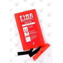 Manta de extinción de incendios 100% Fibra de vidrio Certificado TUV