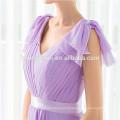 Chine Fournisseur De Mode Femmes Plancher Longueur Design Dos Nu Robe De Soirée Arabe Pour L'usure De Fête De L'ouest