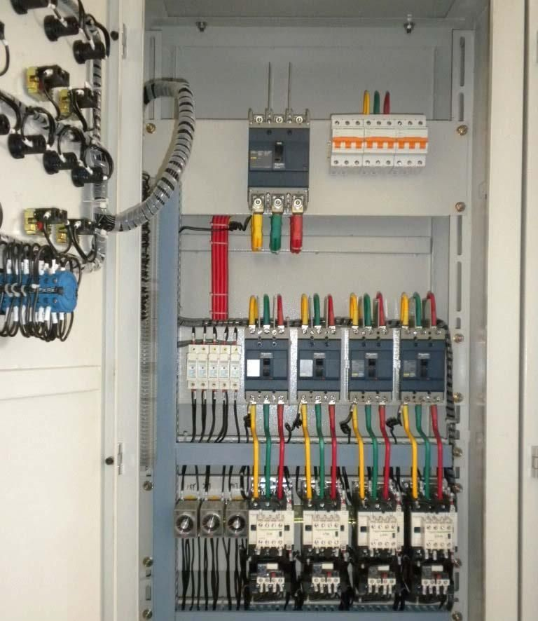 XL 21 switchgear