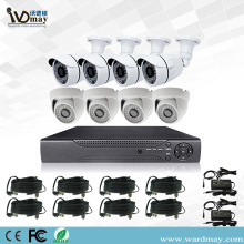 CCTV 8chs 1.0MP Sistem Keamanan DVR Kit