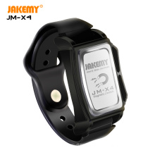 JAKEMY JM-X4 Convenient Professional Magnetizer Strong Magnetic Tool with Watchband for Small Parts Screws Store Collect