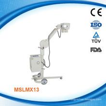 MSLMX13W 50mA Mobile Radiographische Röntgeneinheit