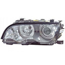 Custom Auto Head Lamp for BMW Crystal E46 2d (LS-BMWL-063-1)