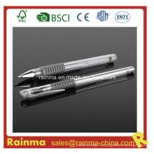 Дешевая ручка для геля для чернил с черным цветом