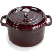 Caçarola / potenciômetro de venda quentes do esmalte do ferro de molde do chocolate