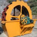 Mobile Mini Screw Sand Washing Machine