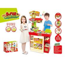 Super Western-Style Shop Küche Spielzeug-Fernbedienung Set