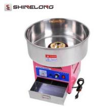 Bonbon commercial de coton bon marché largement utilisé faisant la machine à vendre