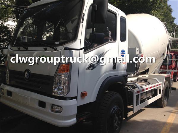 Sinotruk ace Concrete Mixer Truck