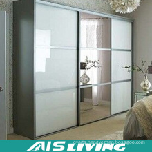 Wholesale Modular Wardrobe Closet Sliding Doors (AIS-W009)