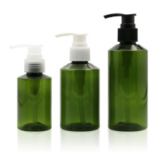 Pet Bottle 50ml 100ml 120ml 150ml 200ml Green Pump Bottle (NB09)