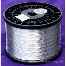Elektroverzinktes Eisendraht / heißgetauchter galvanisierter Eisendraht