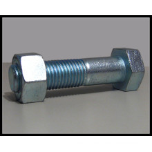 Hex Bolt with Nut (M4-M52)