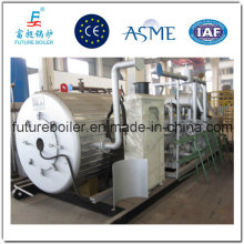 Packaged Hot Oil Boiler (180-2400kW)