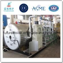 Упакованный горячий масляный котел (180-2400 кВт)
