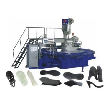 Machine d'injection automatique de semelles de TPU / Tr / PVC de la station 16/20 rotatoire