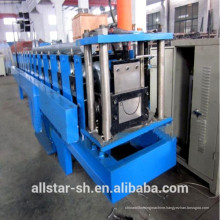 used rain gutter roll forming machine in shanghai