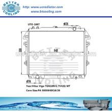 Auto Radiator/Radiator For Toyota Hilux Vigo TGN16R 2.7V4 OEM:16400-0C200/16400-0C180