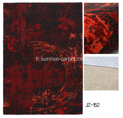 Tapis Nylon Priting Avec Design
