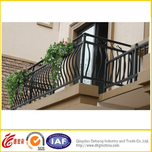 Customized Self-Color Wrought Iron Fence/Balcony Railing with Powder Coating