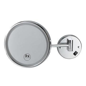 Espejo de maquillaje para baño Espejo con luz LED Espejo de escritorio