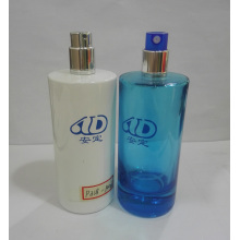 Ad-P318 Wholesale Colored Raw Material Empty Pet Perfume Bottle 100ml