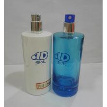 Ad-P318 Atacado de matérias-primas coloridas Vazio pet perfume garrafa 100ml