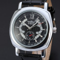multi function watch winner sub-dial design automatic mechanical watch