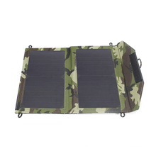 Ebst-12W0009 Wholesales Manufacturer Waterproof 12W Solar Panel Charger
