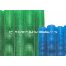 welded wire mesh panel galvanized steel wire mesh panels