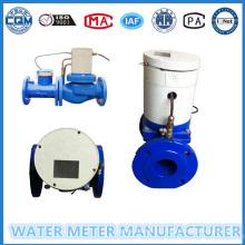 Großes Leistungsventil für intelligentes Prepaid Wasserzähler