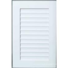 Porta de armário de cozinha do PVC (HLPVC-8)