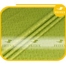 Nigéria chine brocade alibaba chine shadda robe 100% coton tissu textile