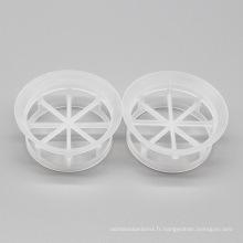 Mini anneau en plastique de cascade, emballage de tour en plastique