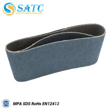 40-120 Grit Sanding belt for hand polishing