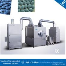 Máquina de recubrimiento por pulverización de alta eficiencia