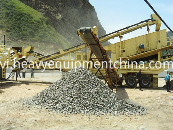 Rock Crushing Equipment