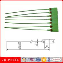 Jc-PS003 Cargo Security Plastic Seal con número